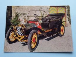 HOTCHKISS 4 Cyl 30/40 CV Torpédo De 1908 ( Marcel Rouge ) Anno 1964 ( Zie/voir Photo ) ! - Cartes Postales