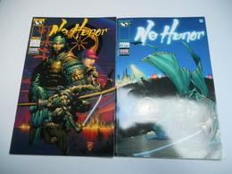 Lot De 2 Bd No Honor Senic N°1 Et N°2 Complet Tbe - Boeken, Tijdschriften, Stripverhalen