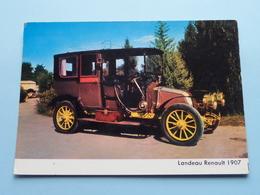 LANDEAU - RENAULT 1907 ( IAP ) Anno 19?? ( Zie/voir Photo ) ! - Cartes Postales