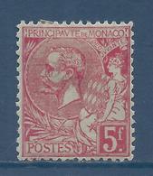 Monaco - YT N° 21 - Neuf Avec Charnière - 1891 à 1894 - Monaco