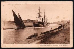 C0457 - Suel Kanal Segelboot Segelschiff Schifffahrt - Segelboote