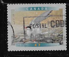 CANADA 2001, USED, # 1891,  BIRDS OF CANADA,  ARTIC STERN - 1952-.... Règne D'Elizabeth II