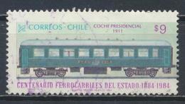 °°° CILE CHILE - Y&T N°644 - 1984 °°° - Cile