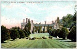 Gwydyr Castel Llanrwst The Dutch Garden - Pays De Galles