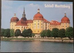 Ak Deutschland - Moritzburg - Schloß - Castle , Chateau - Schlösser