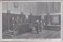 LILLE - La Salle Des Tirages De La Caisse Fraternelle De Capitalisation - Lille