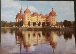 Ak DDR - Moritzburg - Schloß - Castle , Chateau - Barockmuseum - Schlösser
