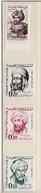 1963 - MAROCCO - MAROC - Yv:  Nr. 455/458 - NH - (UP121.18) - Marocco (1956-...)