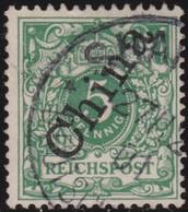Deutsch  China    .     Michel  2 II       .       O     .      Gebraucht - Deutsche Post In China