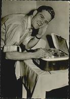 """Gustav-Adolf Schur. Amateur-Straßenweltmeister 1958. Postalisch Gelaufen Nr. 578, Magdeburg 1959 Stempel """"10 Jahre DDR"""" - Sportler"""