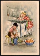 C0467 - Glückwunschkarte Geburtstag DDR - Kinder - Geburtstag