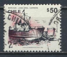°°° CILE CHILE - Y&T N°1147A - 1992 °°° - Cile