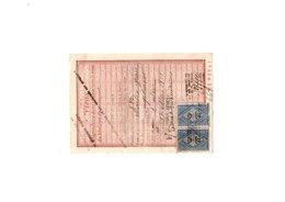 Une Feuille De Passeport - Unclassified