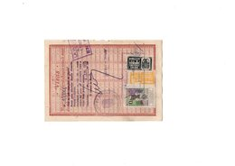 Une Feuille De Passeport - Timbres