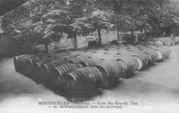 Montrichard Cave Des Grands Vins J-M. Monmousseau. Quai Des Arrivages -  Non Circulé - Oenologie - Barriques - Montrichard