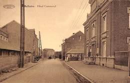 Bellaire - Hôtel Communal (animée, Edit. Maison Moise) - Beyne-Heusay
