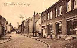 Ombret - Chaussée De Liège (animé, Boutique, Oldtimer 1933) - Amay