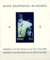 DDR Bl. 17 Gruppenflug **/MNH - Europa