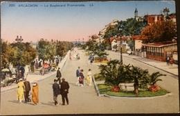 Ak Frankreich - Arcachon - Le Boulevard Promenade - Arcachon