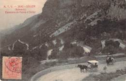 Espagne - Soller - Carretera De Palma A Soller - Espagne