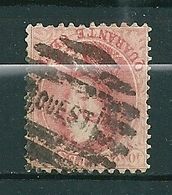 Nr 16A Gestempeld P4 ANVERS - Cote 30,00 + COBA 15 Euro - 1863-1864 Médaillons (13/16)