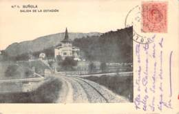Espagne - Bunola - Salida De La Estacion - Espagne