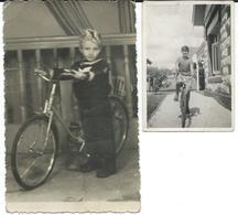 2 Phottos - Cycling And Boys - Skopje - Cyclisme