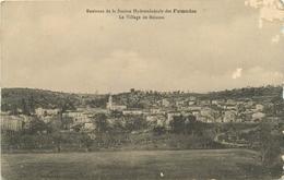 ENVIRONS DE LA STATION HYDROMINERALE DES FUMADES VILLAGE DE BOISSON - Unclassified