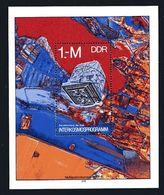 DDR Bl. 52 Interkosmos Ersttagssonderstempel - Europa