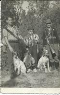 Photo - Hunters And Dogs ,partridges - Skopje 1969 - Sport
