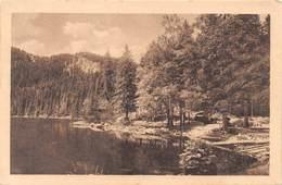 Plöckenstein See - Plešné Jezero - Tchéquie