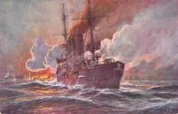 Beschiessung Von Madras Durch Kreuzer Emden - Weltkrieg 1914-18