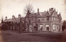 Ecosse Meigle Maison De Cardean House Ancienne Photo James Valentine 1880 - Anciennes (Av. 1900)