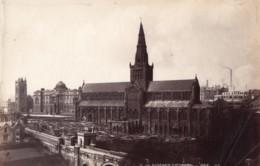Ecosse Cathedrale De Glasgow Ancienne Photo James Valentine 1880 - Anciennes (Av. 1900)