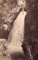 Ecosse Chutes De Foyers Falls Of Foyers Ancienne Photo James Valentine 1880 - Anciennes (Av. 1900)