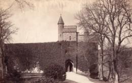 Ecosse Angus Chateau De Airlie Castle Ancienne Photo James Valentine 1880 - Anciennes (Av. 1900)