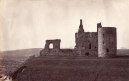 Ecosse Chateau De Newark Castle St Monans Ancienne Photo James Valentine 1880 - Anciennes (Av. 1900)