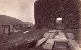 Ecosse Balquhidder Tombe De Rob Roy's Grave Ancienne Photo James Valentine 1880 - Anciennes (Av. 1900)
