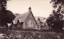 Ecosse Balquhidder L'Ecole School House Ancienne Photo James Valentine 1880 - Anciennes (Av. 1900)