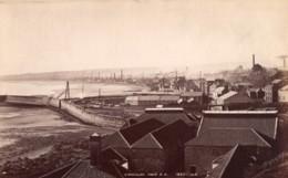 Ecosse Fife Kirkcaldy Vue Generale Ancienne Photo James Valentine 1880 - Anciennes (Av. 1900)