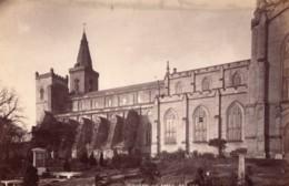 Ecosse Fife Abbaye De Dunfermline Abbey Ancienne Photo James Valentine 1880 - Anciennes (Av. 1900)
