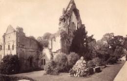 Ecosse Abbaye De Dryburgh Abbey Ruines Ancienne Photo James Valentine 1880 - Anciennes (Av. 1900)