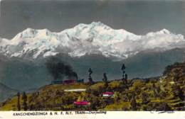 Kangchendzonga Train-Darjeeling - Indien