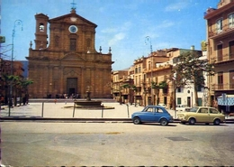 Bagheria - Palermo - Piazza Madrice - Formato Grande Viaggiata – E 9 - Bagheria
