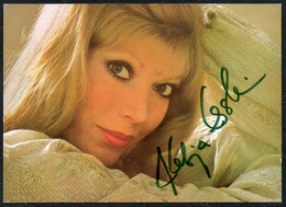 C0491 - TOP Orig. Katja Ebstein Autogramm - Autogrammkarte - Ariola - Autographs