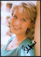 C0495 - TOP Orig. Stefanie Hertel Autogramm - Autogrammkarte - Autographs