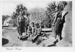 Ethiopie / Ethnic - 18 - Beau Cliché - Ethiopia