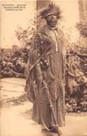 Ethiopie / Ethnic - 38 - Guerrier Abyssin - Etiopía