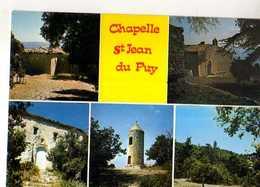 13 TRETS En Provence Hermitage De St Jean Du Puy Alt 658m - Trets