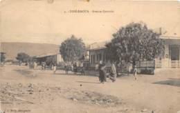 Ethiopie / Topo - Belle Oblitération - 78 - Diré Daoua - Avenue Centrale - Ethiopia